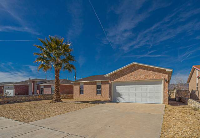 9881 Taj Mahal Street, El Paso, TX 79924 (MLS #840686) :: Preferred Closing Specialists
