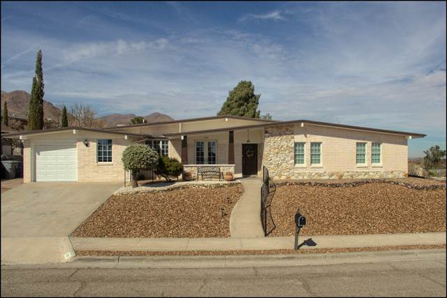 3105 Pagosa Court, El Paso, TX 79904 (MLS #840690) :: The Purple House Real Estate Group