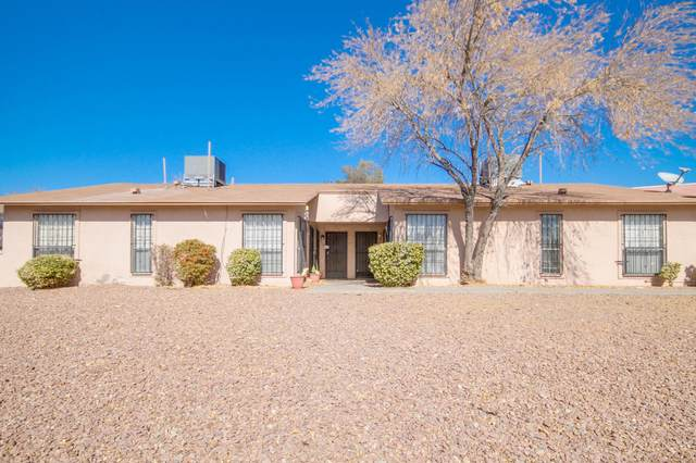 10701 Forest Ridge Lane A-D, El Paso, TX 79935 (MLS #840692) :: Jackie Stevens Real Estate Group brokered by eXp Realty