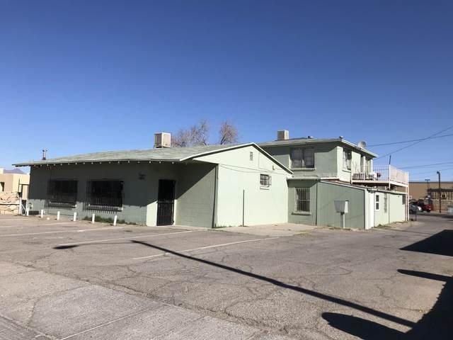 7213 Dale Road, El Paso, TX 79915 (MLS #840703) :: Summus Realty