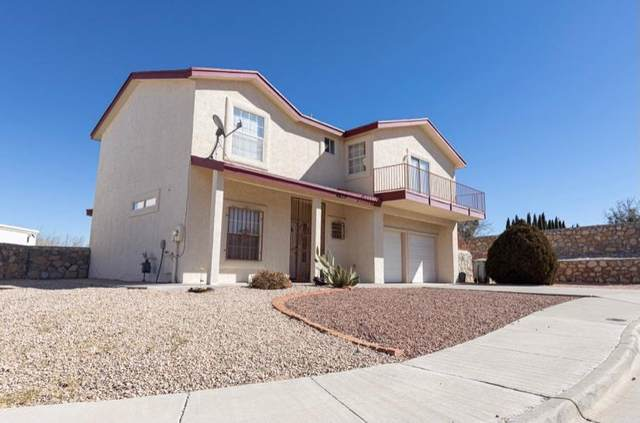 4629 King Arthur Court, El Paso, TX 79903 (MLS #840705) :: Summus Realty