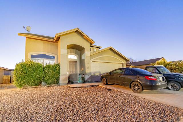 3225 Bell Point Drive, El Paso, TX 79938 (MLS #840775) :: Mario Ayala Real Estate Group
