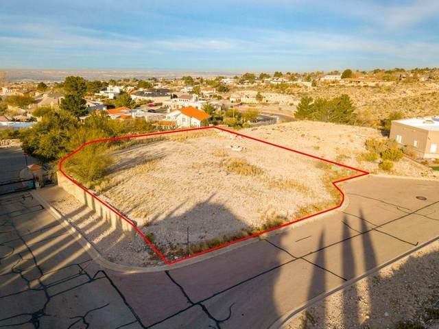5537 Ventana Del Sol Drive, El Paso, TX 79912 (MLS #840797) :: Mario Ayala Real Estate Group
