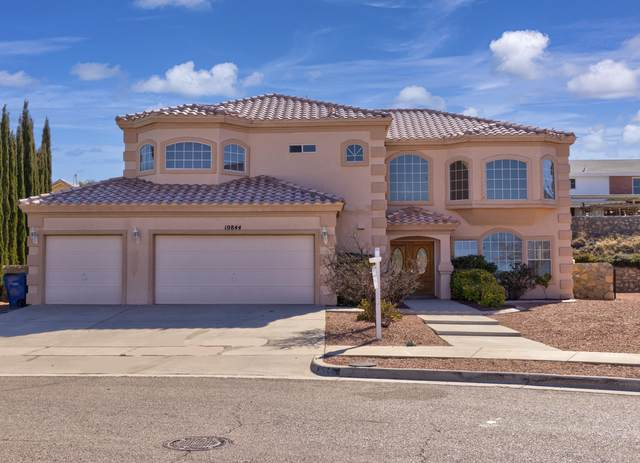 10844 Loma De Alma Drive, El Paso, TX 79934 (MLS #840806) :: Jackie Stevens Real Estate Group brokered by eXp Realty