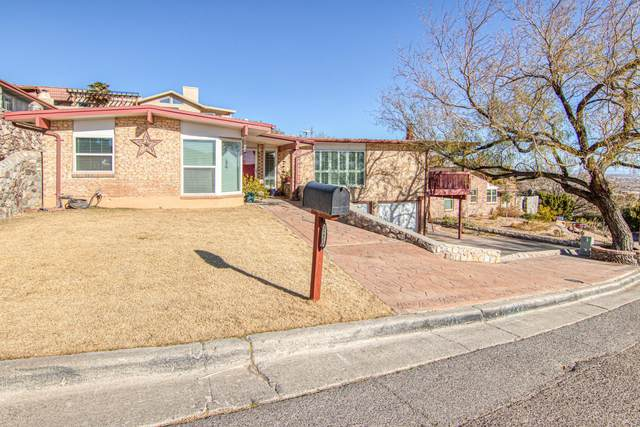 3233 Stone Edge Road, El Paso, TX 79904 (MLS #840807) :: Jackie Stevens Real Estate Group brokered by eXp Realty