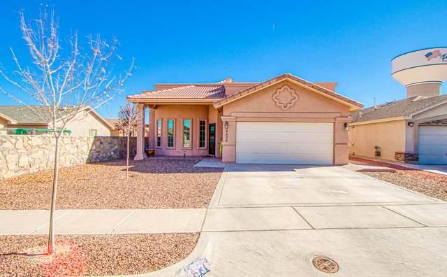 4536 Hugo Reyes Drive, El Paso, TX 79938 (MLS #840811) :: Preferred Closing Specialists