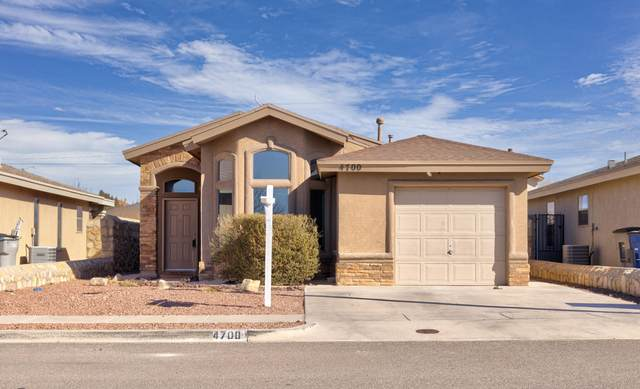 4700 Beacham Street, El Paso, TX 79938 (MLS #840838) :: Preferred Closing Specialists
