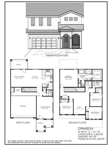995 Follifoot Place, El Paso, TX 79928 (MLS #840840) :: Mario Ayala Real Estate Group