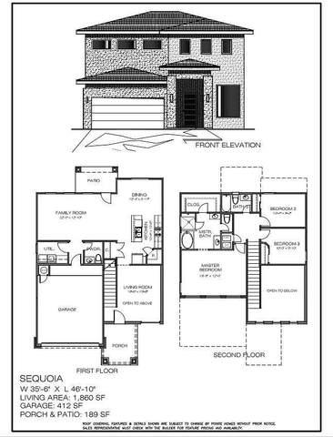 12740 Dorchester Avenue, El Paso, TX 79928 (MLS #840845) :: Mario Ayala Real Estate Group