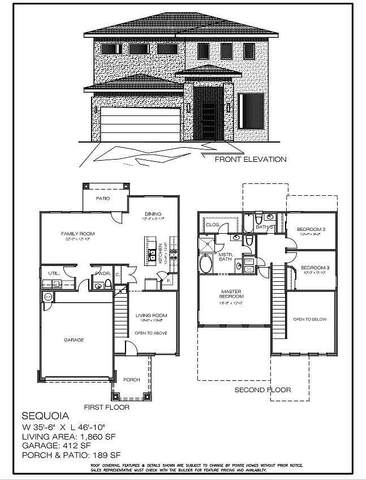 947 Earthstar Place, El Paso, TX 79928 (MLS #840864) :: Mario Ayala Real Estate Group