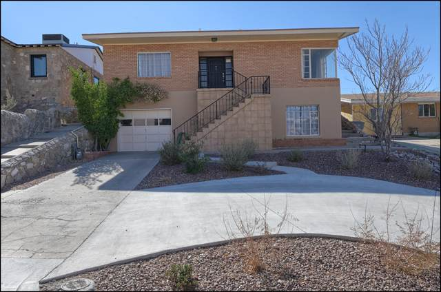 816 Galloway Drive, El Paso, TX 79902 (MLS #840884) :: The Matt Rice Group
