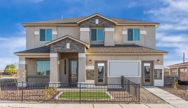 1709 Bull Ring Way, El Paso, TX 79928 (MLS #840893) :: Preferred Closing Specialists