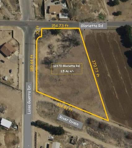 12370 Glorietta Road, San Elizario, TX 79849 (MLS #840894) :: Summus Realty