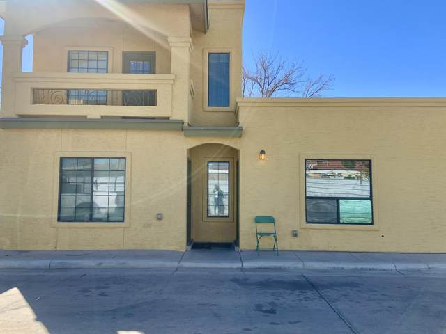 240 Val Verde Street, El Paso, TX 79905 (MLS #840977) :: The Purple House Real Estate Group