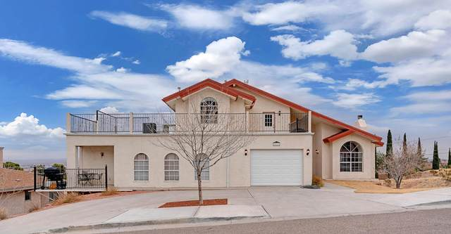 9012 Virgo Lane, El Paso, TX 79904 (MLS #840978) :: Preferred Closing Specialists