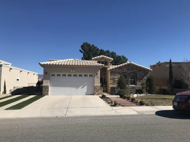 128 Apache Brave Street, Santa Teresa, NM 88008 (MLS #841003) :: Preferred Closing Specialists