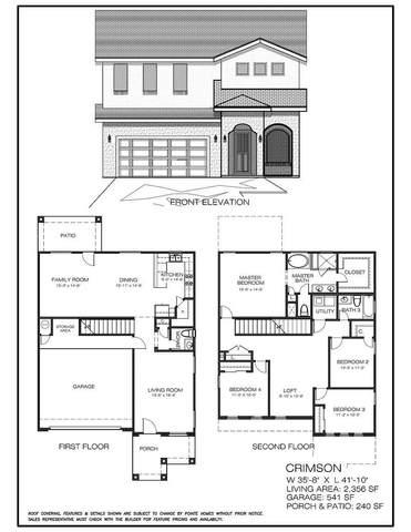 955 Yeldon Place, El Paso, TX 79928 (MLS #841031) :: Mario Ayala Real Estate Group