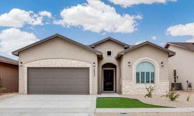958 Yeldon Place, El Paso, TX 79928 (MLS #841032) :: Mario Ayala Real Estate Group