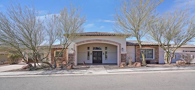 1209 Calle Alta Drive, El Paso, TX 79912 (MLS #841051) :: The Purple House Real Estate Group