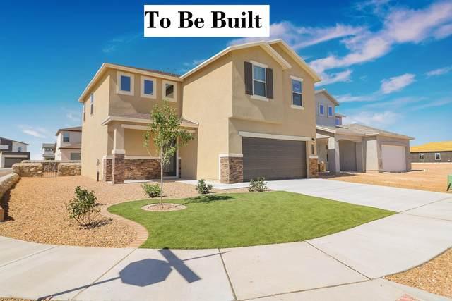 3905 Desert Nomad, El Paso, TX 79938 (MLS #841057) :: Preferred Closing Specialists