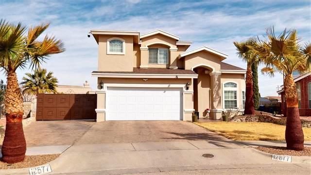 12677 Tierra Tigre Avenue, El Paso, TX 79938 (MLS #841058) :: Preferred Closing Specialists