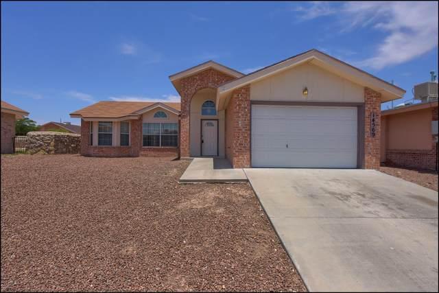 14569 Desierto Lindo Avenue, Horizon City, TX 79928 (MLS #841059) :: Summus Realty