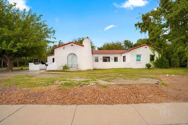 7524 N North Loop Drive, El Paso, TX 79915 (MLS #841069) :: The Purple House Real Estate Group