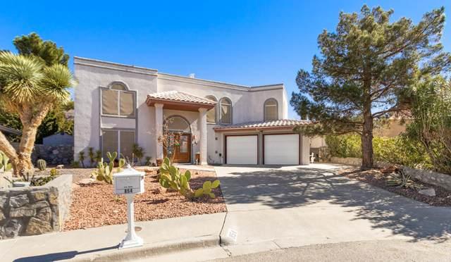 854 Via Redonda Court, El Paso, TX 79912 (MLS #841116) :: Summus Realty