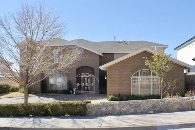 5583 Buckley Drive, El Paso, TX 79912 (MLS #841127) :: Preferred Closing Specialists