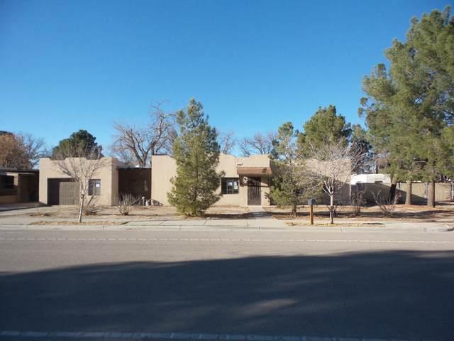 261 Columbia Avenue, El Paso, TX 79907 (MLS #841134) :: Jackie Stevens Real Estate Group brokered by eXp Realty