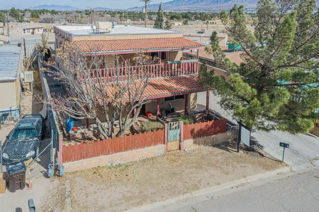 174 Aspen Drive, Sunland Park, NM 88063 (MLS #841148) :: The Purple House Real Estate Group