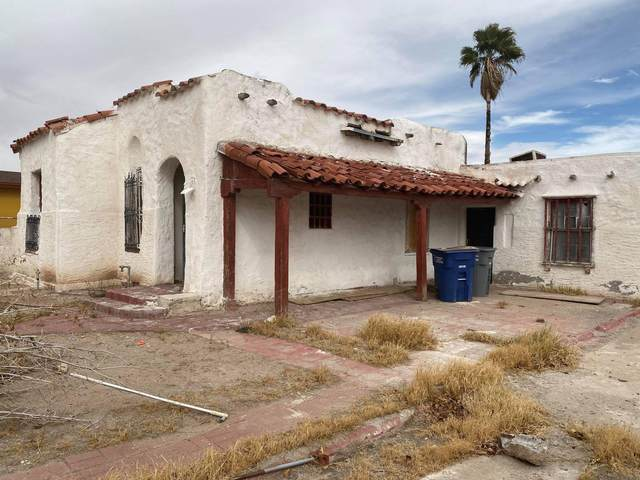144 Linden Street, El Paso, TX 79905 (MLS #841153) :: The Purple House Real Estate Group