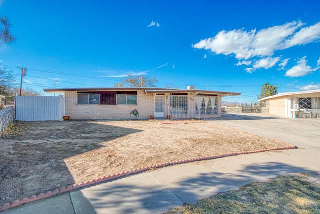 7890 Jersey Street, El Paso, TX 79915 (MLS #841156) :: The Purple House Real Estate Group
