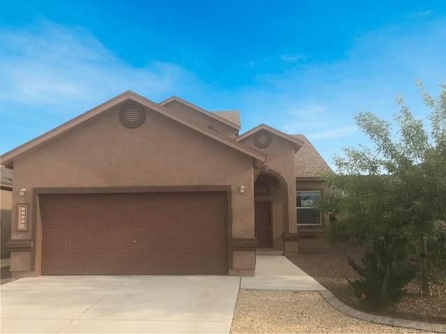 14420 Johnny Mata Drive, El Paso, TX 79938 (MLS #841188) :: Preferred Closing Specialists