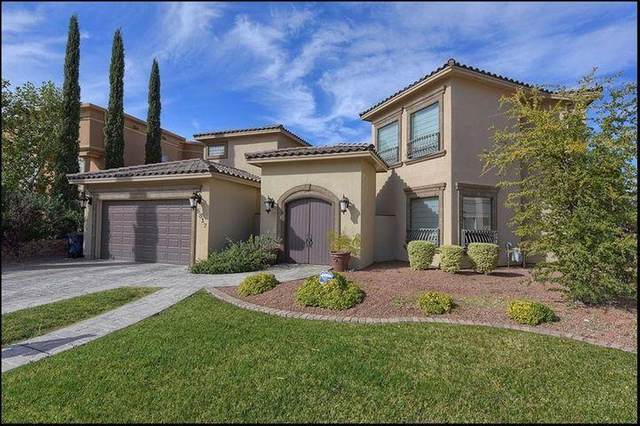 5817 Diamond Point Circle, El Paso, TX 79912 (MLS #841209) :: Summus Realty