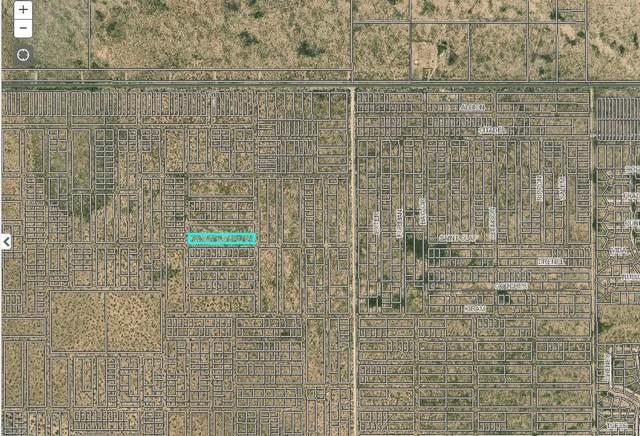 TBD Sunland Estates, Horizon City, TX 79928 (MLS #841245) :: The Purple House Real Estate Group