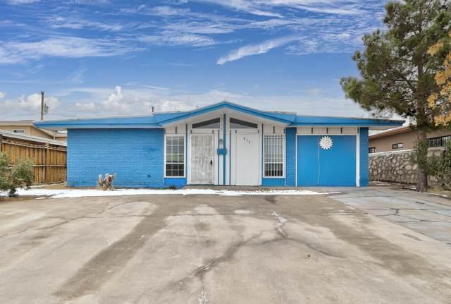 412 Kelvin Avenue, El Paso, TX 79915 (MLS #841279) :: The Purple House Real Estate Group