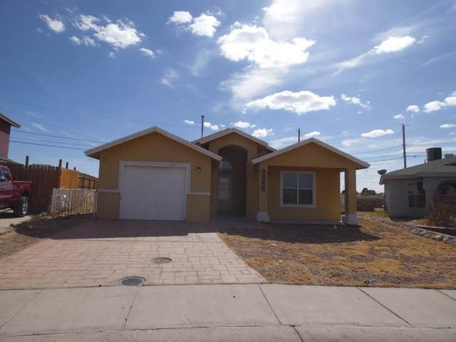 9966 Laurie Jo Lane, El Paso, TX 79927 (MLS #841282) :: The Purple House Real Estate Group