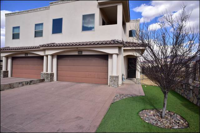400 Vianney Way B, El Paso, TX 79912 (MLS #841288) :: The Matt Rice Group