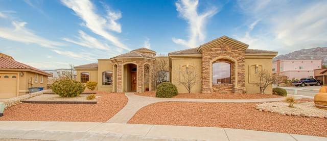 6263 Franklin Eagle Court, El Paso, TX 79912 (MLS #841313) :: Red Yucca Group