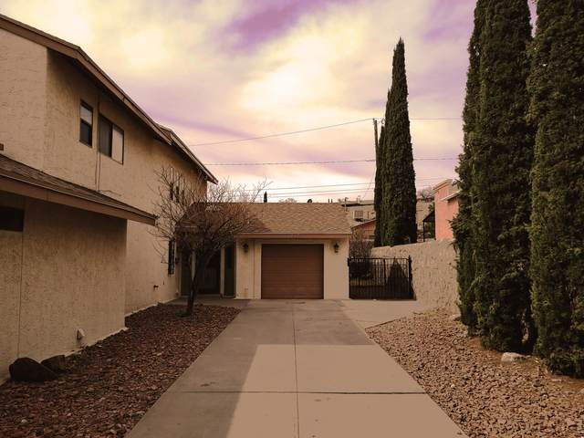 1807 Gurss Place A, El Paso, TX 79902 (MLS #841320) :: The Purple House Real Estate Group
