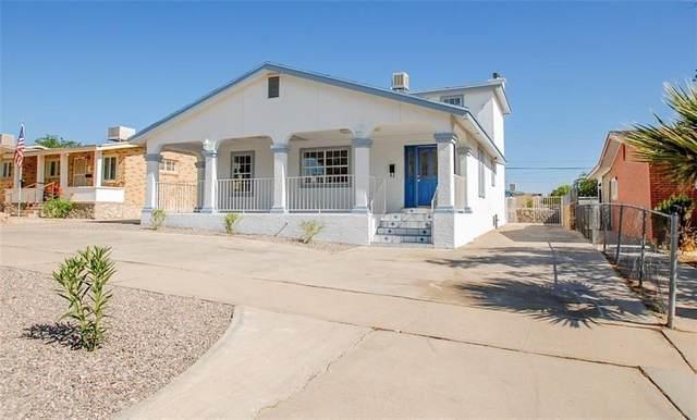 3725 Thomason Avenue, El Paso, TX 79904 (MLS #841321) :: Preferred Closing Specialists