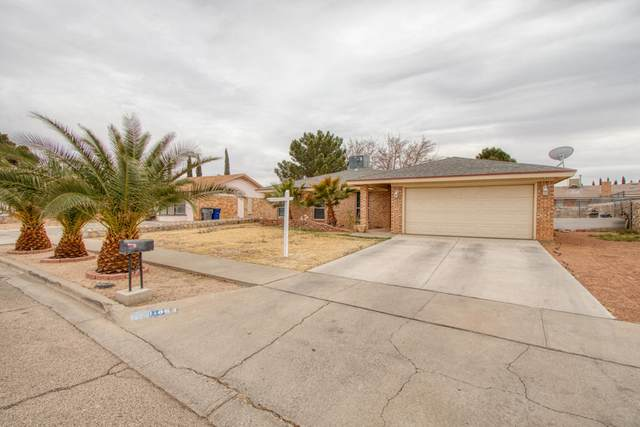11054 Bob Stone Drive, El Paso, TX 79936 (MLS #841338) :: Preferred Closing Specialists