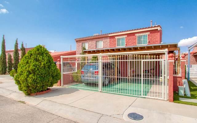 11055 Breeze Court, El Paso, TX 79936 (MLS #841339) :: Summus Realty