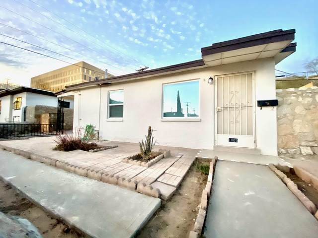 1805 Grandview Avenue, El Paso, TX 79902 (MLS #841365) :: The Purple House Real Estate Group