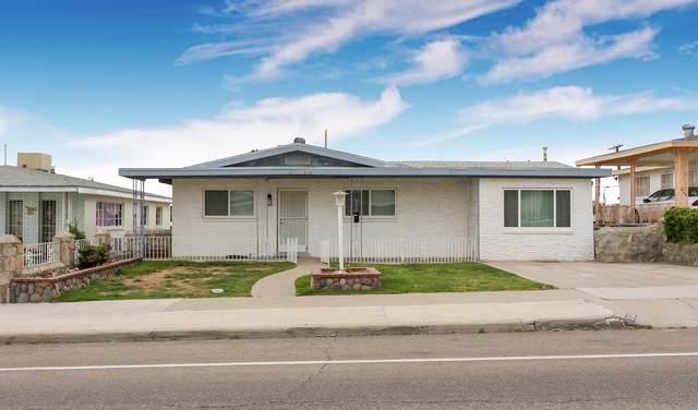 3016 Van Buren Avenue, El Paso, TX 79930 (MLS #841393) :: Mario Ayala Real Estate Group