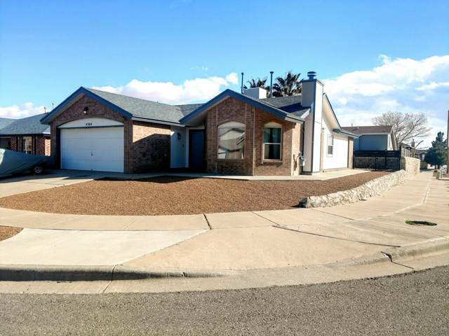4504 Loma Colorada Court, El Paso, TX 79934 (MLS #841447) :: The Purple House Real Estate Group
