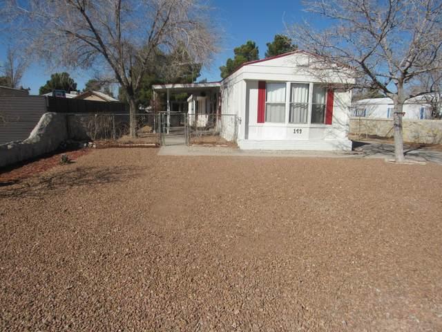 149 Desert Mesa Drive, Horizon City, TX 79928 (MLS #841452) :: The Purple House Real Estate Group