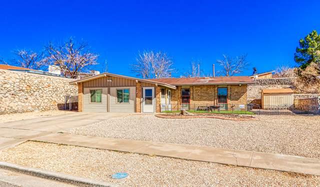 308 Buena Suerte Drive, El Paso, TX 79912 (MLS #841473) :: Mario Ayala Real Estate Group