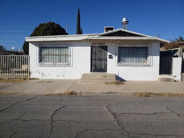 5833 Ybarra Court, El Paso, TX 79905 (MLS #841496) :: Summus Realty